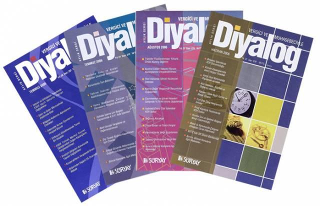 Vergici ve Muhasebeciyle Süryay Diyalog Dergisi (Yıllık Abonelik)