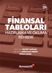 Finansal Tabloları Hazırlama Ve Okuma Rehberi Kitabı Çıktı