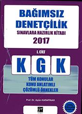 KGK Bağımsız Denetçilik Sınavlarına Hazırlık Seti