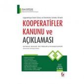 Kooperatifler Kanunu ve Açıklaması Kitabı