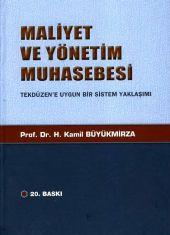 Maliyet ve Yönetim Muhasebesi Kitabı