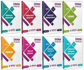 2020 SMMM Yeterlilik Konu Anlatımlı 8 li Set (Deha Yayınları)