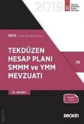 Tekdüzen Hesap Planı SMMM – YMM Mevzuatı (Cep Kitapçığı)